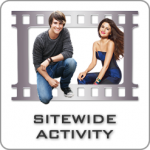 Sitewide Activity Icon