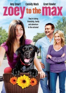 Zoey to the Maxposter
