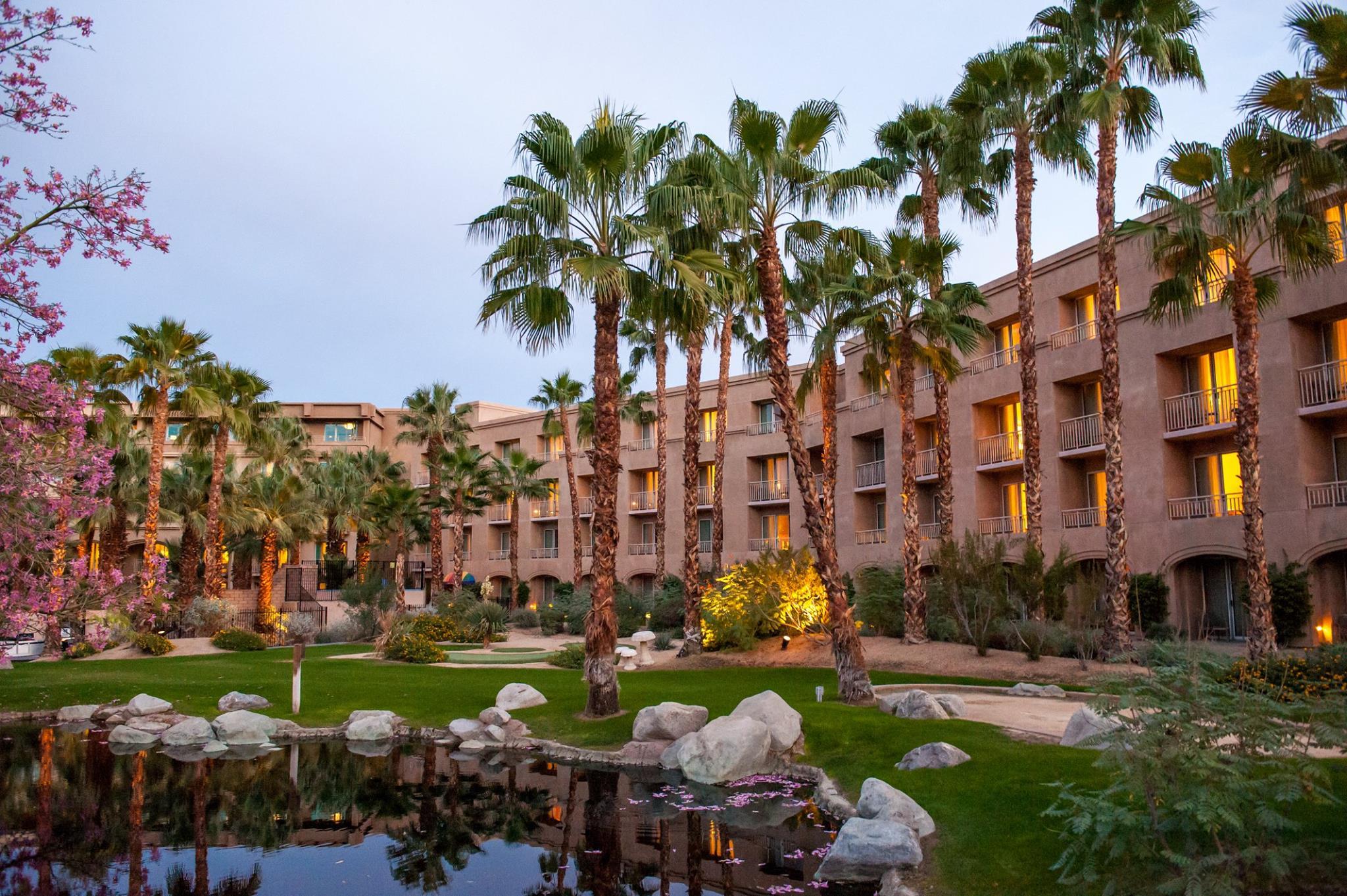 hyatt regency indian wells resort & spa | film palm springs