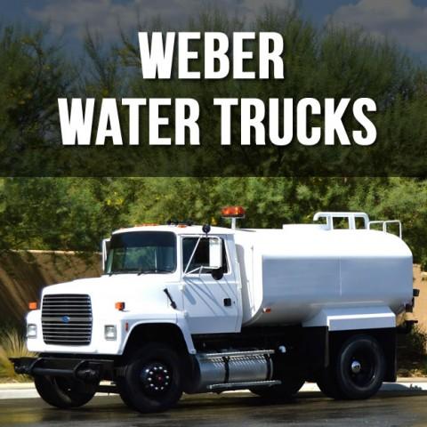 Weber Water Trucks