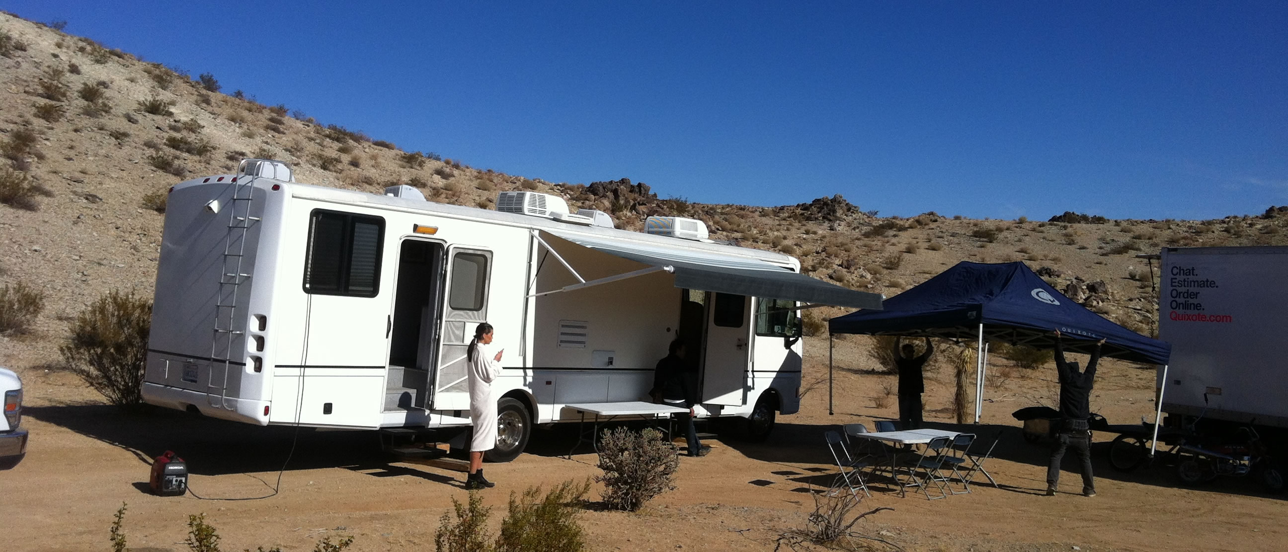 Moho Joe's RV Rentals Palm Springs
