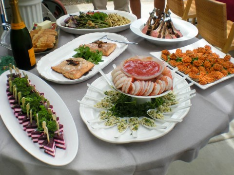 Fusion Flair Catering