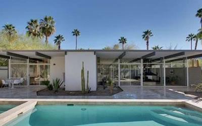 Palm Springs Mid Centuryl