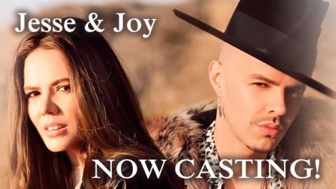 Jesse and Joy Casting