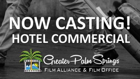 Hotel Commercial Casting