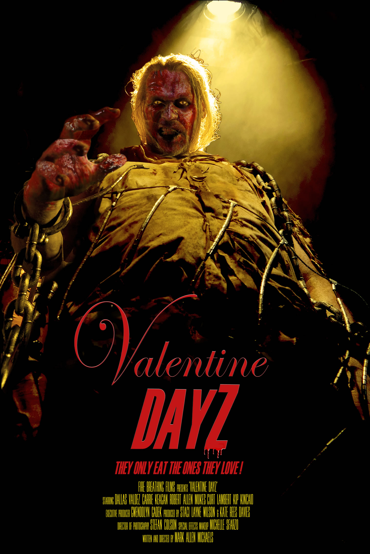 Valentine Dayz Film Screening Zombies Film Palm Springs