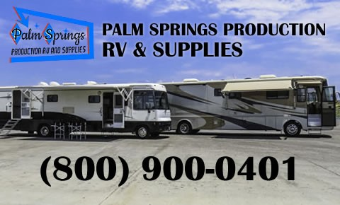 Palm Springs Production RV and Supplies
