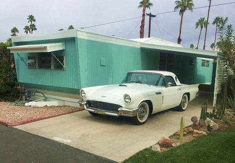 Mid-Century Mobile Home