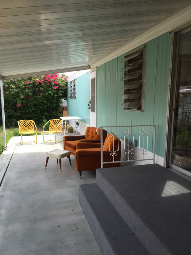 Palm Springs Ford >> Mid-Century Mobile Home | Film Palm Springs