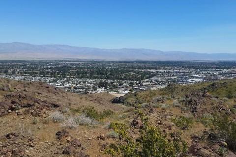 Hilltop Location