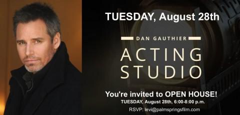 Dan Gauthier Acting Studio
