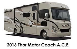 2016 Thor Motor Coach ACE