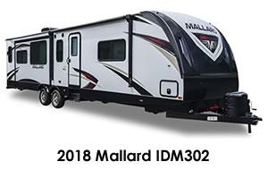 2018 Mallard IDM302