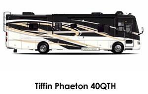 Tiffin Phaeton 40QTH