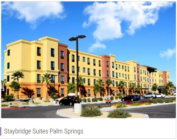 Staybridge Palm Springs